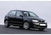 Uitlaatsysteem SKODA Fabia 1.9 TDi TD (Hatchback)