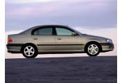 Uitlaatsysteem TOYOTA Avensis 2.0 TD (Liftback, Sedan)
