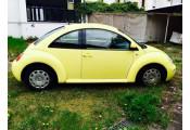Uitlaatsysteem VOLKSWAGEN Beetle 1.9 TDi TD (Hatchback, Cabrio)