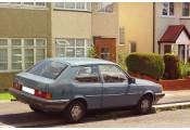 Uitlaatsysteem VOLVO 340 1.6 Diesel (Hatchback)