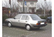 Uitlaatsysteem VOLVO 340 1.4 (Sedan)